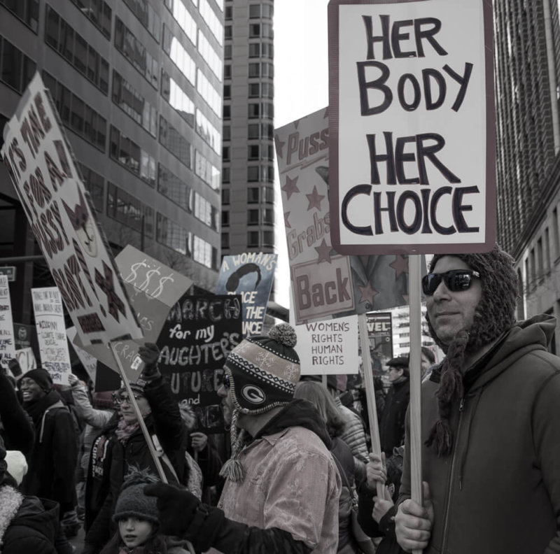 Her Body Her Choice