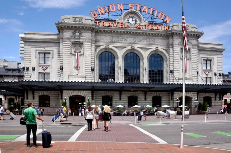 Union Station - Front