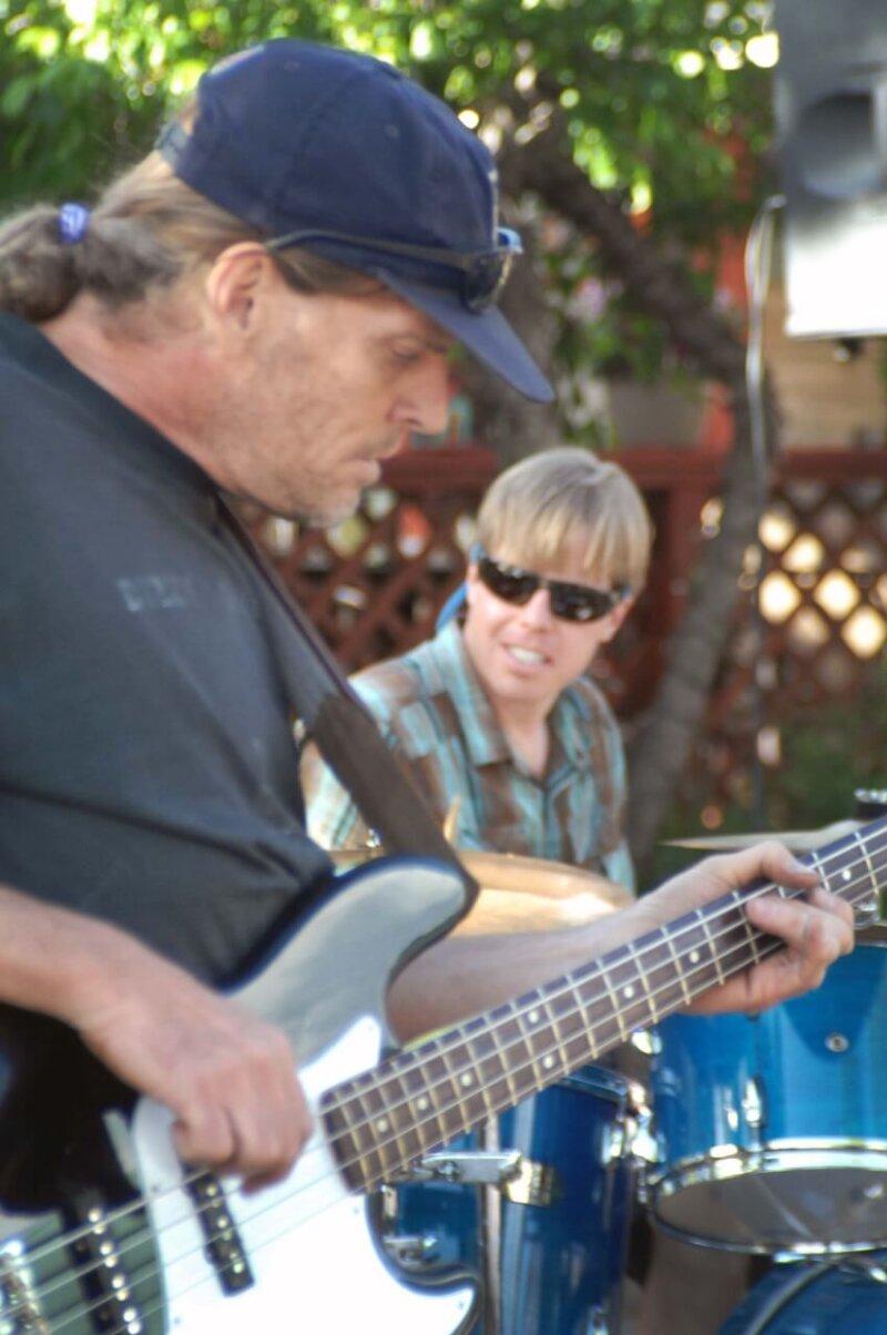 Basalt Car Show - Street Musicians
